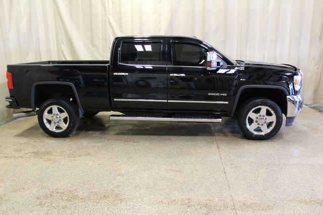 2015 GMC Sierra 2500HD available WiFi SLT Roscoe, Illinois 1
