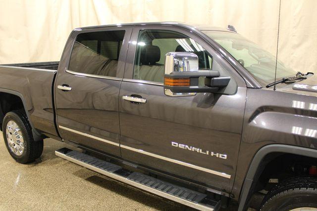 2015 GMC Sierra 2500HD  Denali Roscoe, Illinois 4