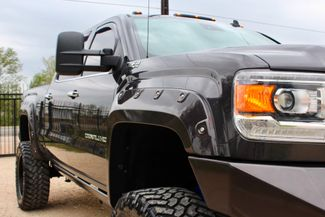 2015 GMC Sierra 2500 HD Denali Crew Cab 4X4 Z71 6.6L Duramax Diesel Allison Auto LIFTED LOADED Sealy, Texas 2