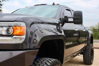 2015 GMC Sierra 2500 HD Denali Crew Cab 4X4 Z71 6.6L Duramax Diesel Allison Auto LIFTED LOADED Sealy, Texas 4