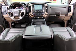 2015 GMC Sierra 2500 HD Denali Crew Cab 4X4 Z71 6.6L Duramax Diesel Allison Auto LIFTED LOADED Sealy, Texas 54