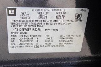 2015 GMC Sierra 2500 HD Denali Crew Cab 4X4 Z71 6.6L Duramax Diesel Allison Auto LIFTED LOADED Sealy, Texas 81