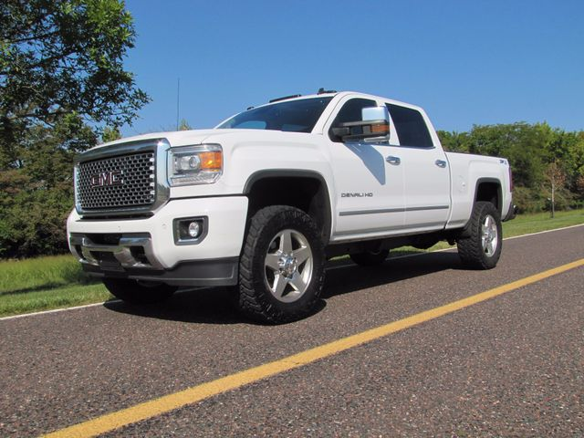 2015 GMC Sierra 2500HD available WiFi Denali St. Louis, Missouri 9