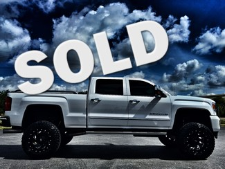 2015 GMC Sierra 2500HD available WiFi DENALI DURAMAX DIESEL LIFTED 2500HD Tampa, Florida