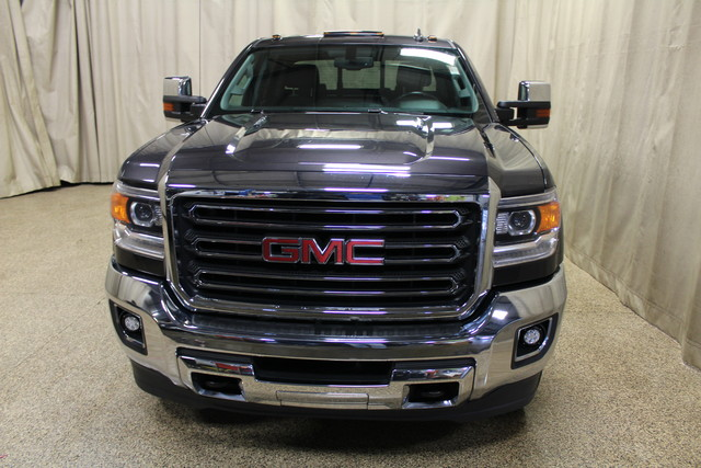 2015 GMC Sierra 2500HD Long Bed Diesel SLT Roscoe, Illinois 8