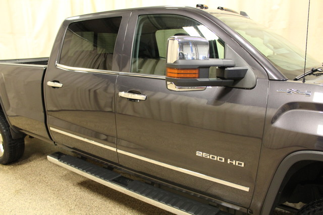2015 GMC Sierra 2500HD Long Bed Diesel SLT Roscoe, Illinois 10