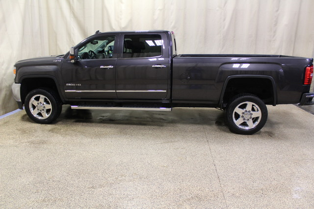 2015 GMC Sierra 2500HD Long Bed Diesel SLT Roscoe, Illinois 1