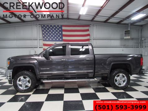 2015 GMC Sierra 2500HD SLT 4x4 Diesel Z71 Lifted Chrome 20s Nav Sunroof in Searcy, AR