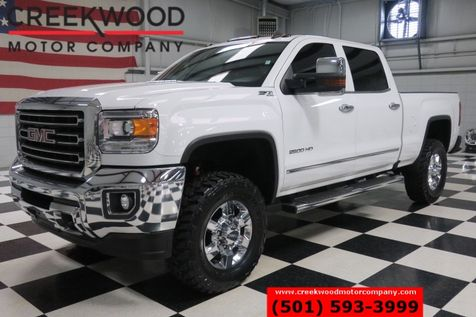 2015 GMC Sierra 2500HD SLT Z71 4x4 Diesel Nav Chrome New Tires 1 Owner in Searcy, AR