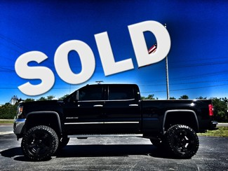 2015 GMC Sierra 2500HD  CUSTON LIFTED DURAMAX ALLISON 4X4 SLT Tampa, Florida