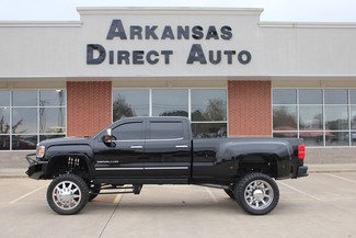 2015 GMC Sierra 3500HD available WiFi Denali LIFTED Conway, Arkansas