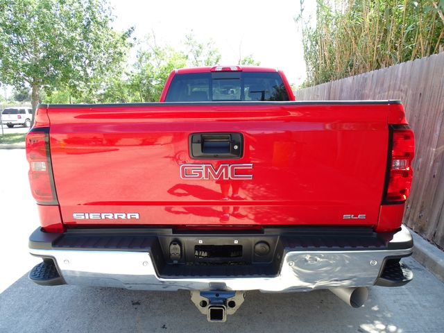 2015 GMC Sierra 3500HD available WiFi SLE Corpus Christi, Texas 7