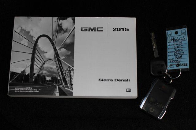 2015 GMC Sierra 3500HD  Denali Crew Cab DRW Long Bed 4x4 - DURAMAX PLUS! Mooresville , NC 20