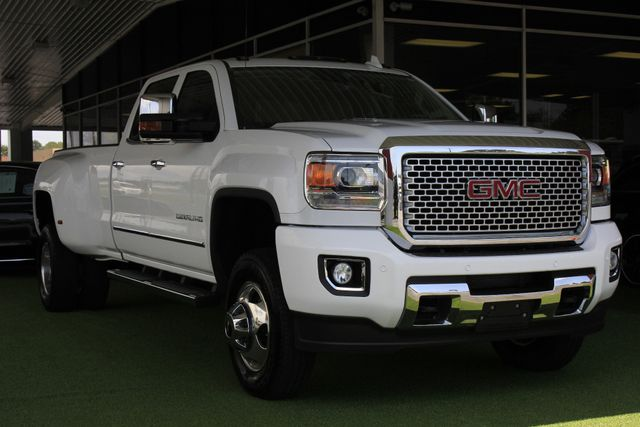 2015 GMC Sierra 3500HD available WiFi Denali Crew Cab Long Bed 4x4 -  $5K IN EXTRA$! Mooresville , NC 27