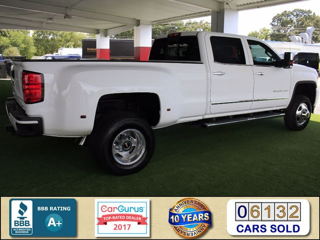 2015 GMC Sierra 3500HD available WiFi Denali Crew Cab Long Bed 4x4 -  $5K IN EXTRA$! Mooresville , NC 2
