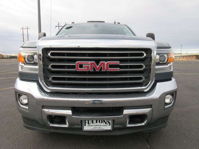 2015 GMC Sierra 3500HD available WiFi SLT  Fultons Used Cars Inc  in , Colorado