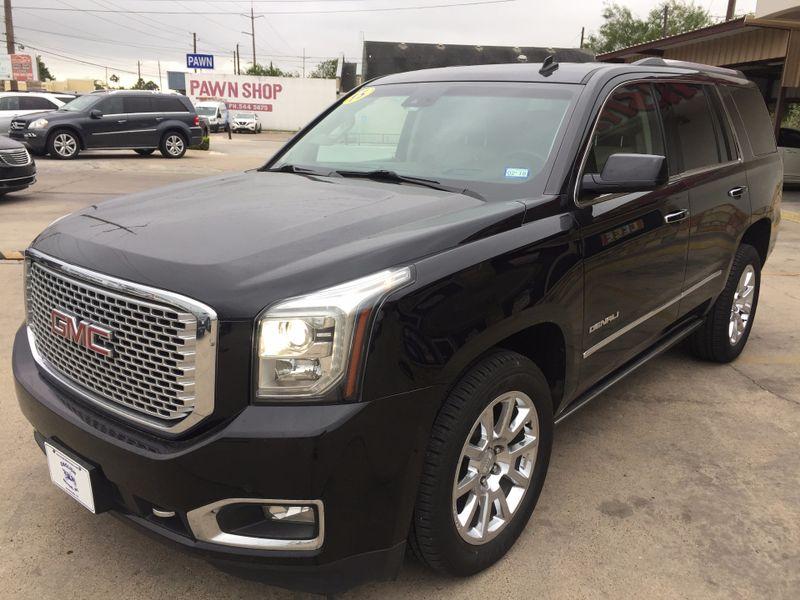 2015 GMC Yukon Denali   Brownsville TX  English Motors  in Brownsville, TX