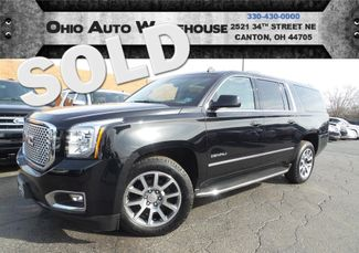 2015 GMC Yukon XL Denali 4x4 Navi Tv/DVD Sunroof 1-Own We Finance | Canton, Ohio | Ohio Auto Warehouse LLC in  Ohio