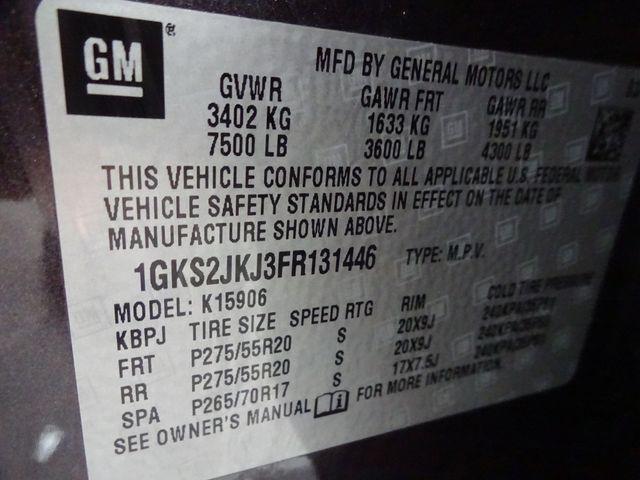 2015 GMC Yukon XL Denali Corpus Christi, Texas 56