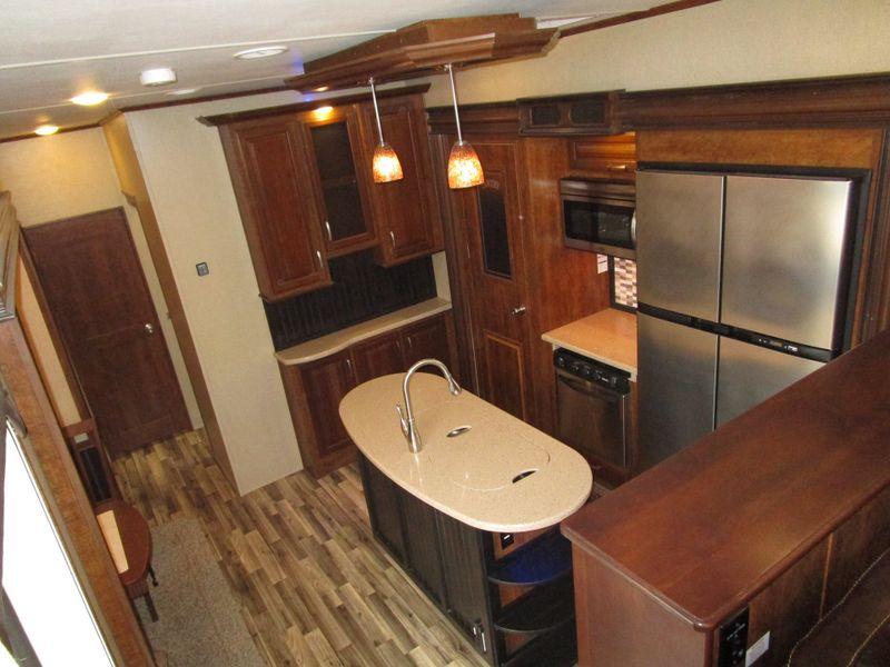 2015 Grand Design Solitude 379FL  in Charleston, SC