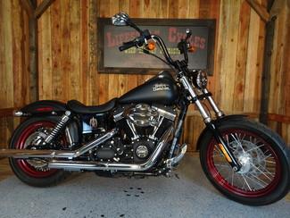 2015 Harley-Davidson Dyna® Street Bob FXDB Anaheim, California 12