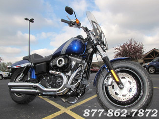 2015 Harley-Davidson DYNA FAT BOB FXDF FAT BOB FXDF McHenry, Illinois