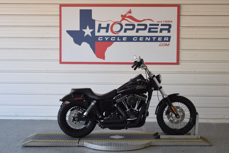 2015 Harley-Davidson Dyna Street Bob   city TX  Hoppers Cycles  in , TX