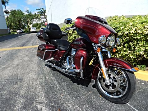 2015 Harley-Davidson Electra Glide Ultra Classic Low FLHTCUL Ultra Classic Low in Hollywood, Florida