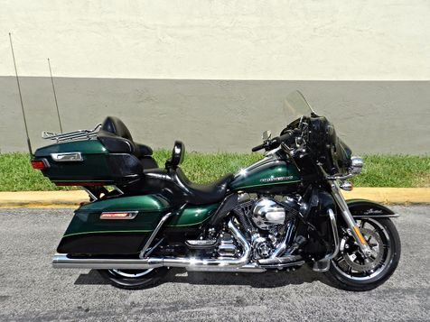 2015 Harley-Davidson Electra Glide® Ultra Limited FLHTK  Ultra Limited ABS + Extras in Hollywood, Florida