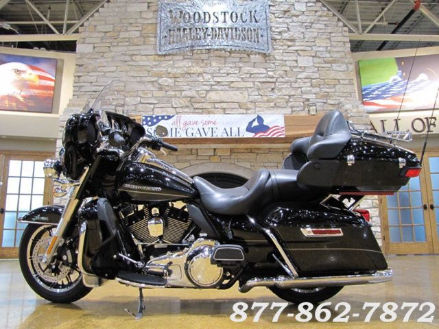 2015 Harley-Davidson ELECTRA GLIDE ULTRA LIMITED FLHTK ULTRA LIMITED FLHTK McHenry, Illinois 1