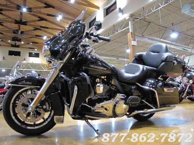 2015 Harley-Davidson ELECTRA GLIDE ULTRA LIMITED FLHTK ULTRA LIMITED FLHTK McHenry, Illinois 4