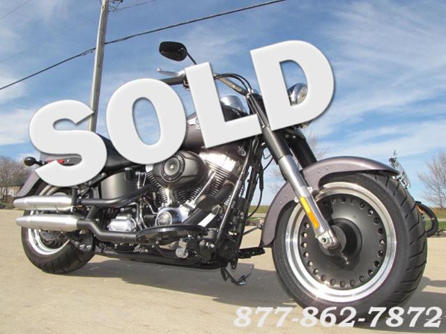 2015 Harley-Davidson FAT BOY LO FLSTFB FAT BOY LO FLSTFB McHenry, Illinois 0