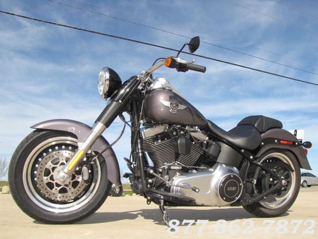 2015 Harley-Davidson FAT BOY LO FLSTFB FAT BOY LO FLSTFB McHenry, Illinois 2