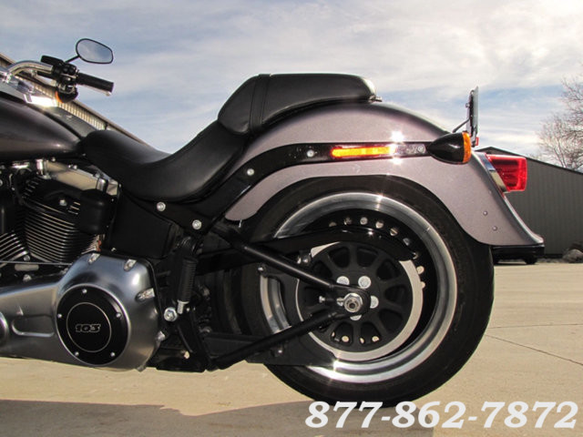 2015 Harley-Davidson FAT BOY LO FLSTFB FAT BOY LO FLSTFB McHenry, Illinois 28
