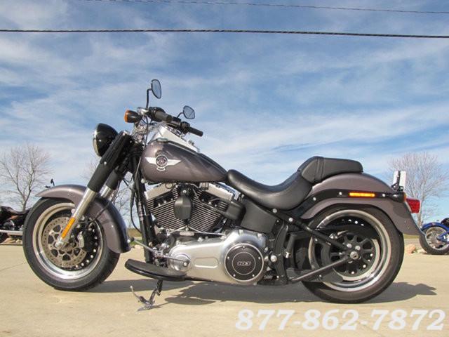 2015 Harley-Davidson FAT BOY LO FLSTFB FAT BOY LO FLSTFB McHenry, Illinois 3