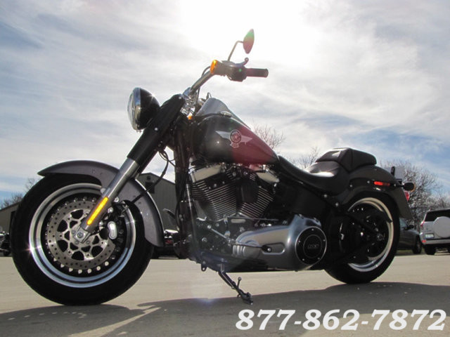 2015 Harley-Davidson FAT BOY LO FLSTFB FAT BOY LO FLSTFB McHenry, Illinois 38