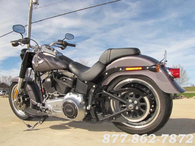 2015 Harley-Davidson FAT BOY LO FLSTFB FAT BOY LO FLSTFB McHenry, Illinois 5