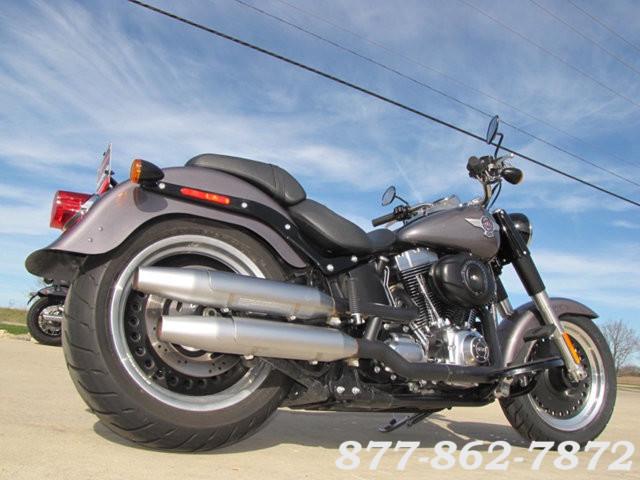 2015 Harley-Davidson FAT BOY LO FLSTFB FAT BOY LO FLSTFB McHenry, Illinois 7