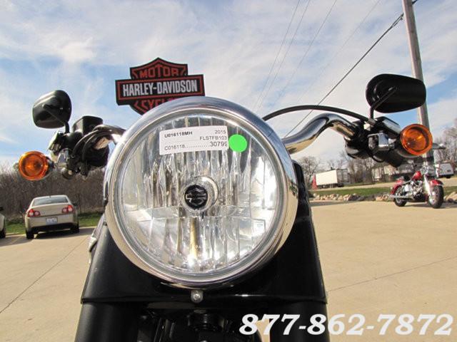 2015 Harley-Davidson FAT BOY LO FLSTFB FAT BOY LO FLSTFB McHenry, Illinois 8