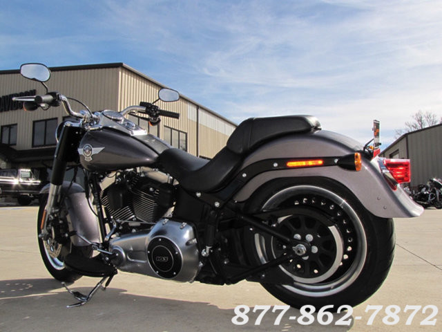 2015 Harley-Davidson FAT BOY LO FLSTFB FAT BOY LO FLSTFB McHenry, Illinois 39
