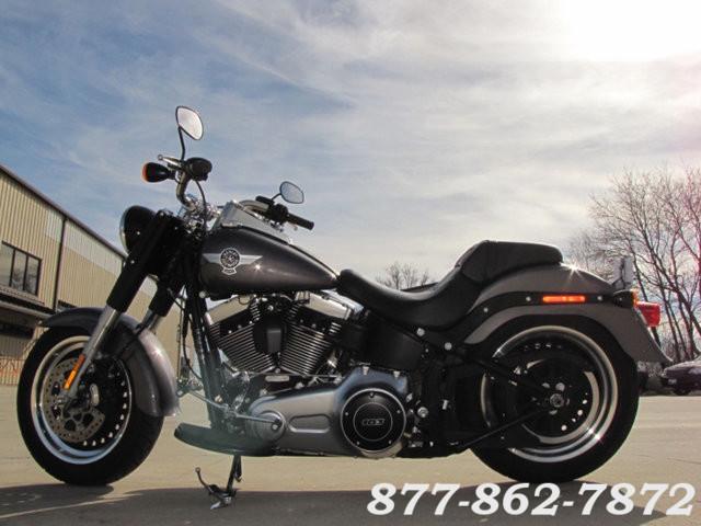 2015 Harley-Davidson FAT BOY LO FLSTFB FAT BOY LO FLSTFB McHenry, Illinois 42