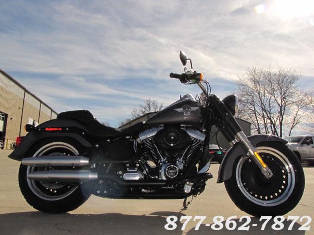 2015 Harley-Davidson FAT BOY LO FLSTFB FAT BOY LO FLSTFB McHenry, Illinois 43