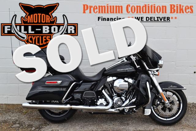 2015 Harley Davidson FLHTK ULTRA CLASSIC ELECTRA GLIDE LIMITED in Hurst TX