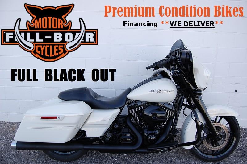 2015 Harley Davidson FLHXS STREET GLIDE SPECIAL FLHXS STREET GLIDE SPECIAL in Hurst TX