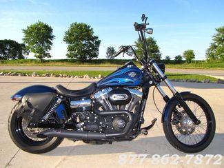2015 Harley-Davidson FXDBP DYNA STREET BOB FXDBP STREET BOB McHenry, Illinois