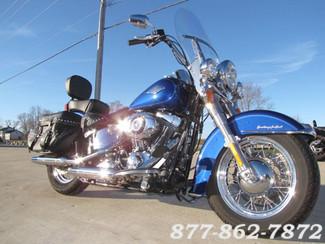 2015 Harley-Davidson HERITAGE SOFTAIL CLASSIC FLSTC HERITAGE SOFTAIL McHenry, Illinois