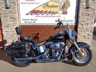 2015 Harley Davidson Heritage Softail Classic  in Tulsa, Oklahoma