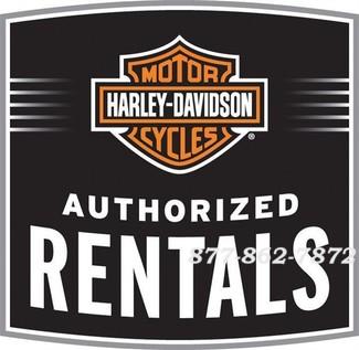 2015 Harley-Davidson MOTORCYCLE RENTALS RENT HARLEY-DAVIDSON McHenry, Illinois