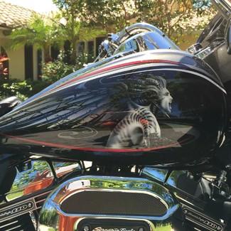 2015 Harley-Davidson Road Glide® CVO® Ultra Anaheim, California 4