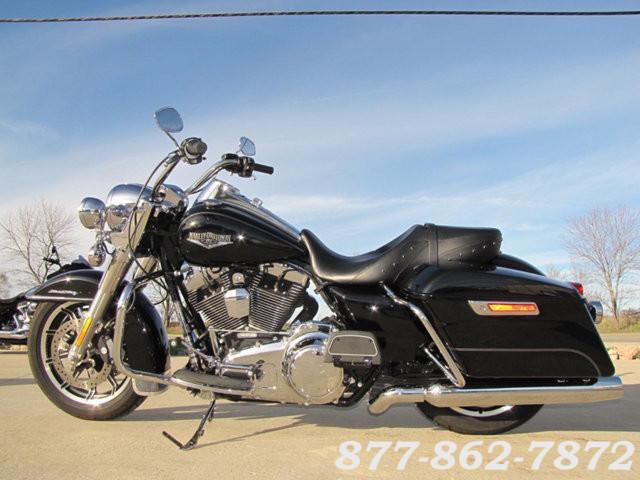 2015 Harley-Davidson ROAD KING FLHR ROAD KING FLHR McHenry, Illinois 1